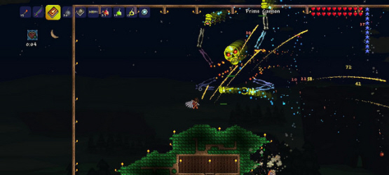 Terraria Christmas.New Terraria Playstation Update Brings Fixes New Items