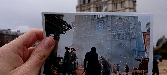 Assassins Creed Unity Paris