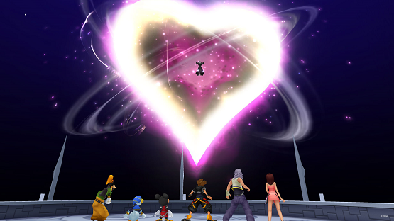 Kingdom hearts 2 Review