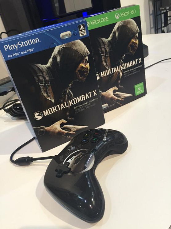 mkx controller