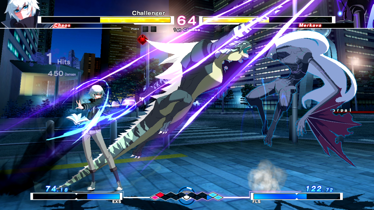 Under Night In-Birth Exe Late Screenshot 41
