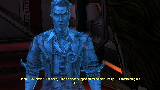 Tales from the Borderlands Atlas mugged review 1