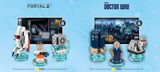 Doctor Who LEGO Dimsensions