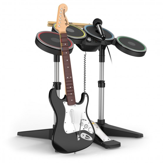 Rock Band 4 Bundle Amazon Image