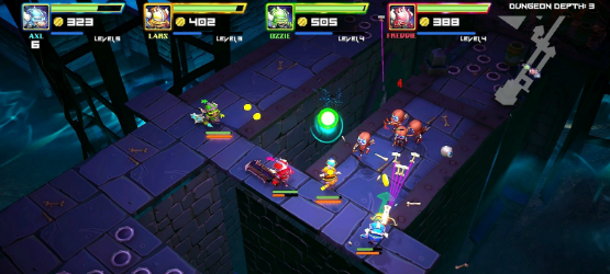 super dungeon bros featured