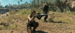 Metal Gear Solid V The Phantom Pain Snake and Quiet