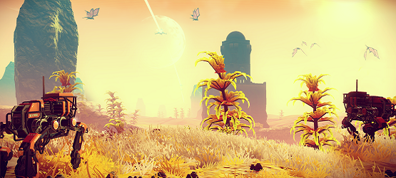No Man's Sky Screen