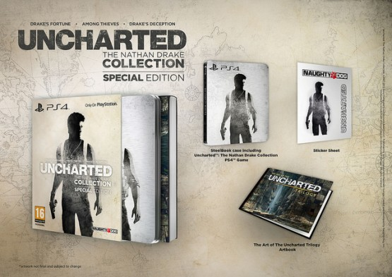 unchartedthenathandrakecollectionspecialedition