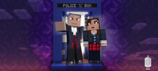Minecraft Update 1 20 Today on PS4, PS3 & PS Vita Adds Doctor Who