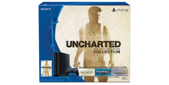 unchartedthenathandrakecollectionps4bundle