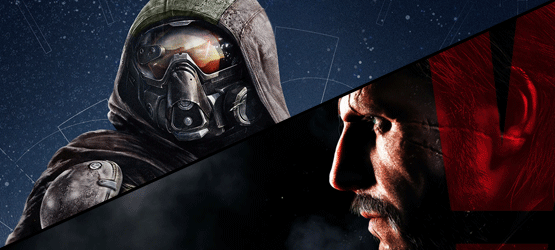 The Strange Parallels Between Destiny and Metal Gear Solid V: The Phantom Pain