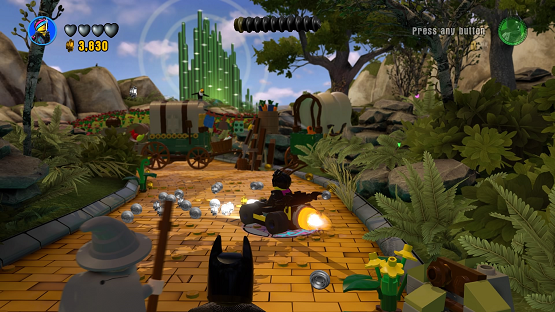 LEGO dimensions Review 1