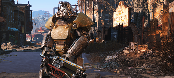 Fallout 4 review header