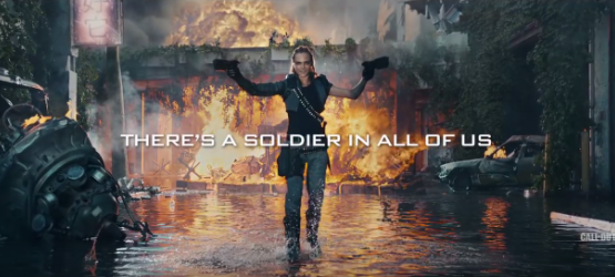 Call of Duty: Black Ops 3 'Seize Glory' Trailer Stars ...