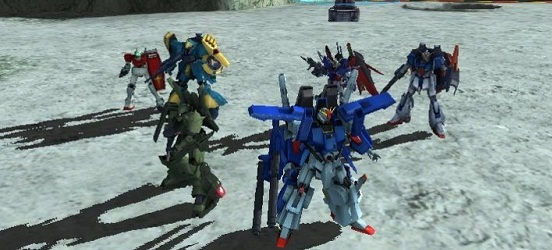 Mobile Suit Gundam: Extreme Vs. Force Asia Ver. Gets English Subtitles