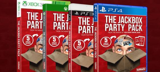 The Jackbox Party Pack Is Now Available at Retail on PS4 & PS3