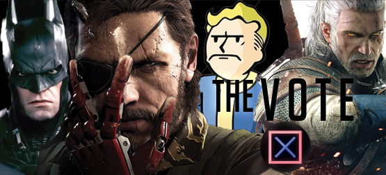 The Vote Gaming in 2015