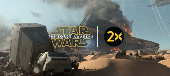 starwarstheforceawakendoublescoreweekend
