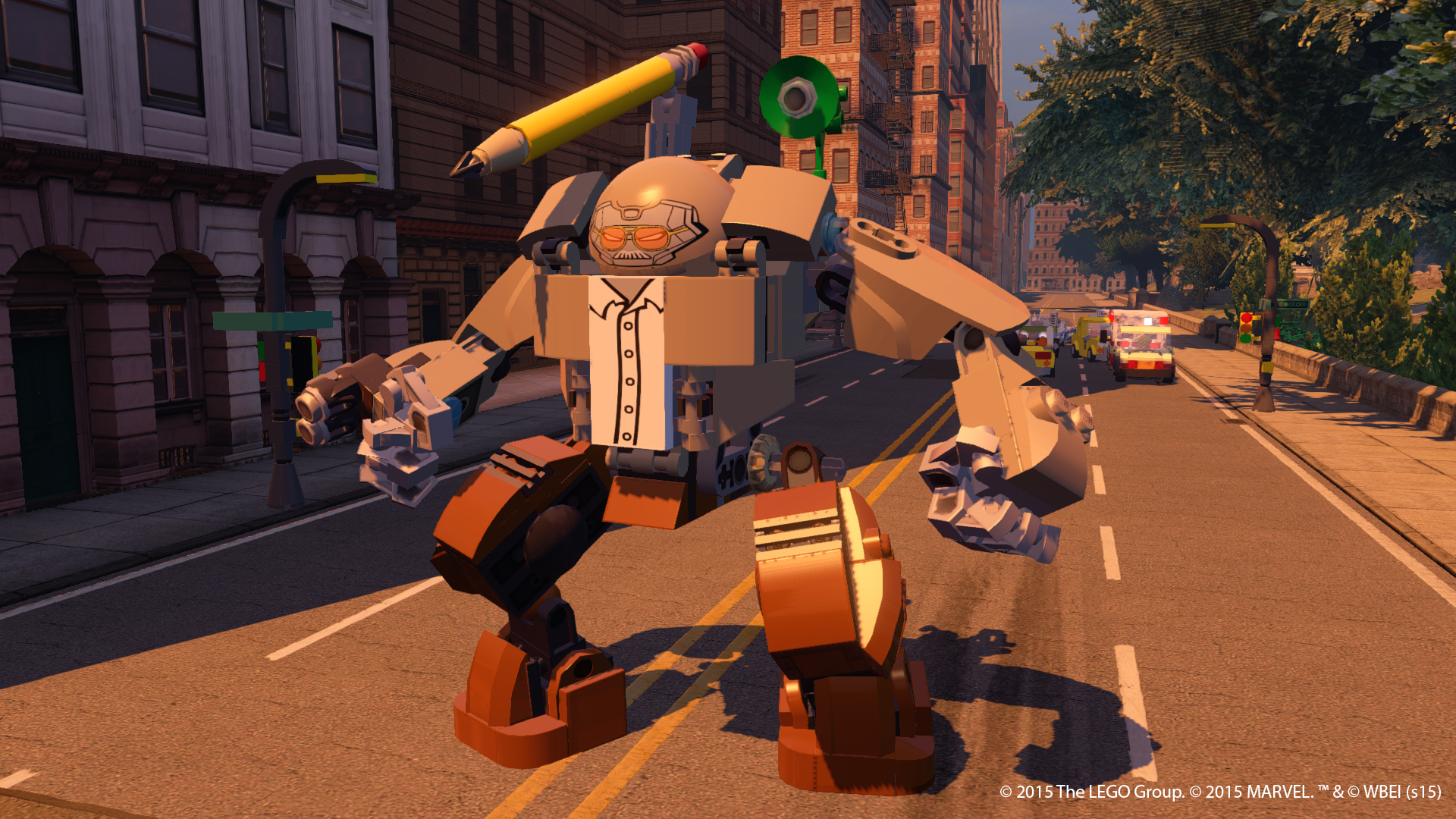 marvel lego 2016 game