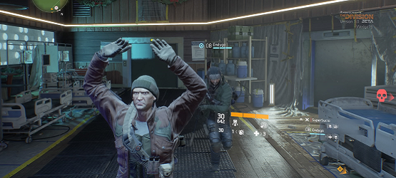 The Division Beta Preview Header