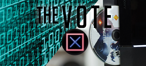The Vote digital or physical