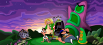 Day of the Tentacle f