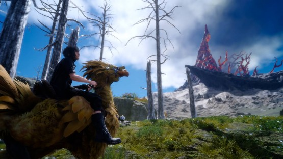 Final Fantasy XV Trailer Blowout Reveals More Gameplay, Story Info, Platinum Demo & Brotherhood Anime Series