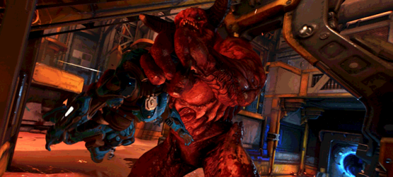 New Doom Multiplayer Video Is All About Demons, Power Weapons & Power-Ups