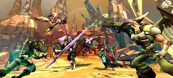Here Are Battleborn's Launch Times Around the World, PS4 Pre-Load Begins Today