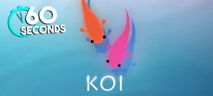 Koi in 60 seconds HEADER