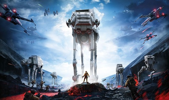 Star Wars Battlefront 555x328
