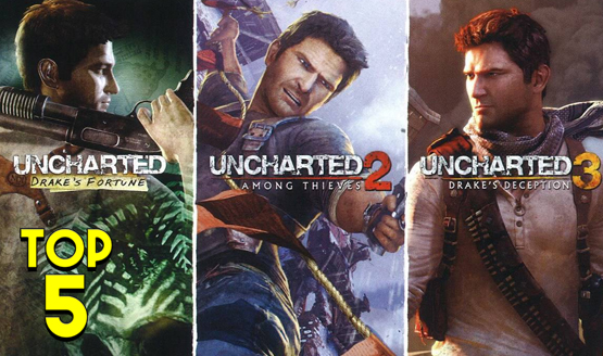Top Uncharted Moments From The Trilogy