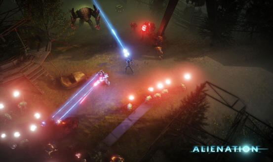 Alienation PS4 Game Giveaway!