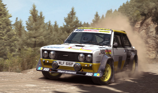 Upcoming DiRT Rally Patch Includes Leaderboard Fix
