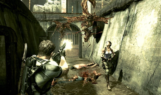 Resident Evil 5 PS4 & Xbox One Ranges From 45fps - 60fps