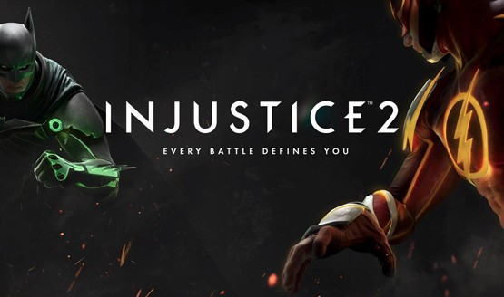 Injustice 2 Info+Gameplay