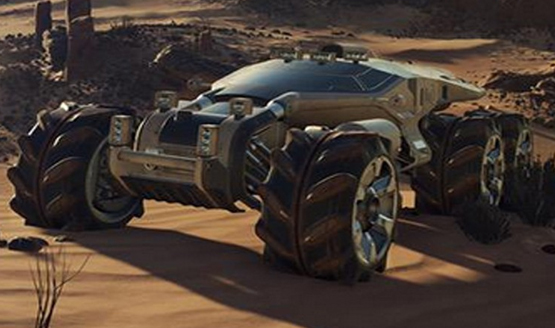 Learn More About Mass Effect Andromeda's Tempest and Nomad in New Video