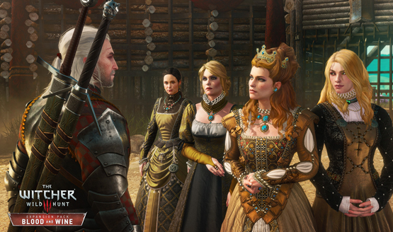 """The Witcher 3 Blood and Wine Console Analysis Says """"PS4 Gets the Better Deal Overall"""""""