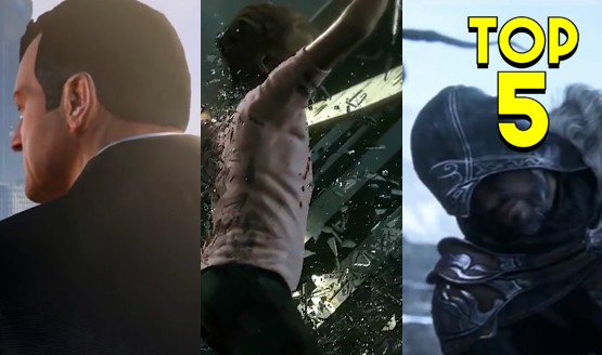 Top 5 Video Game Trailers