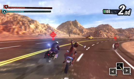 Road Redemption Game