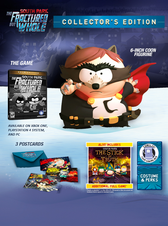 southparkthefracturedbutwholecollectorsedition2