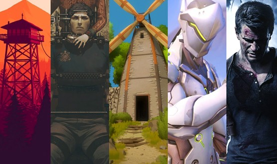 Game of the Year Contenders for the First Half of 2016