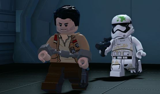 LEGO Star Wars: The Force Awakens Review – Another Brick in the Wall (PS4)