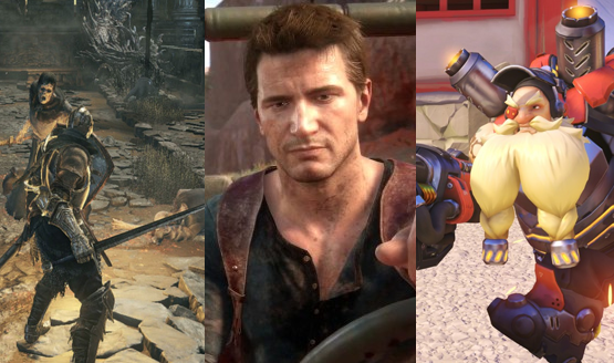 Best PS4 Games of 2016