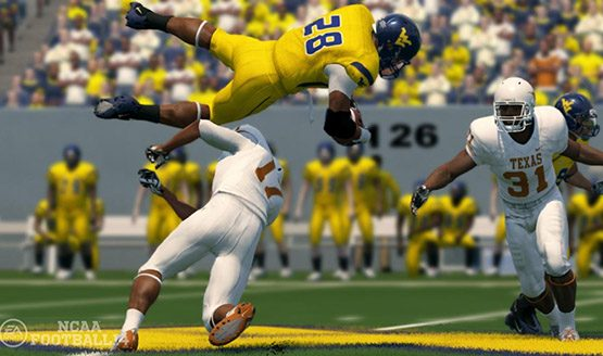 NCAA Football PS4
