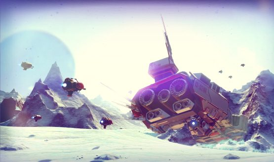 No Man's Sky Getting New PS4 Patch This Week