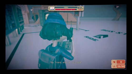 The Tomorrow Children Review - Black Market