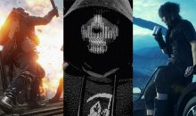 Top 10 PS4 Games for Holiday 2016 Featured
