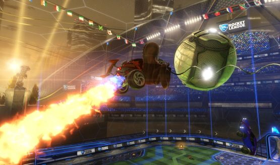 Rocket League Is Adding a Custom Training Mode