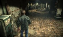 unreleased Silent Hill game